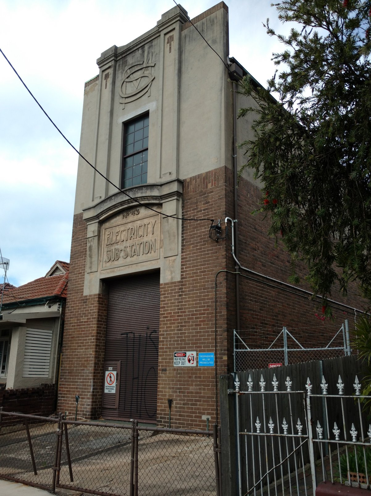 Electricity Substation 43
